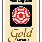 Visit England 5star gold award Saltcote Place Rye
