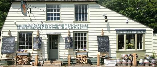 Globe Inn Marsh Rye