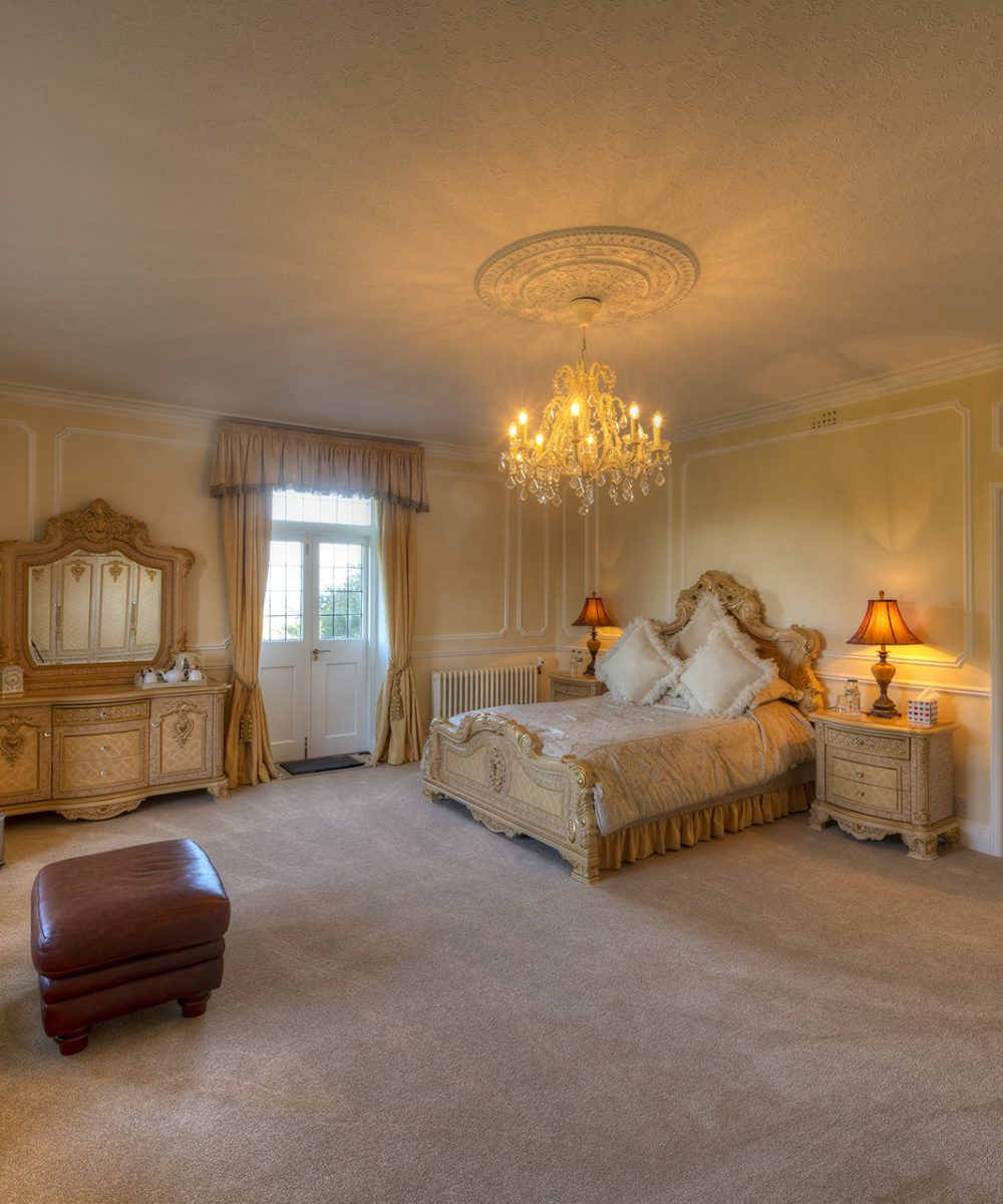 Hennessy Bridal Suite Rye