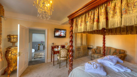 Bed And Breakfast In Rye Amberley suite