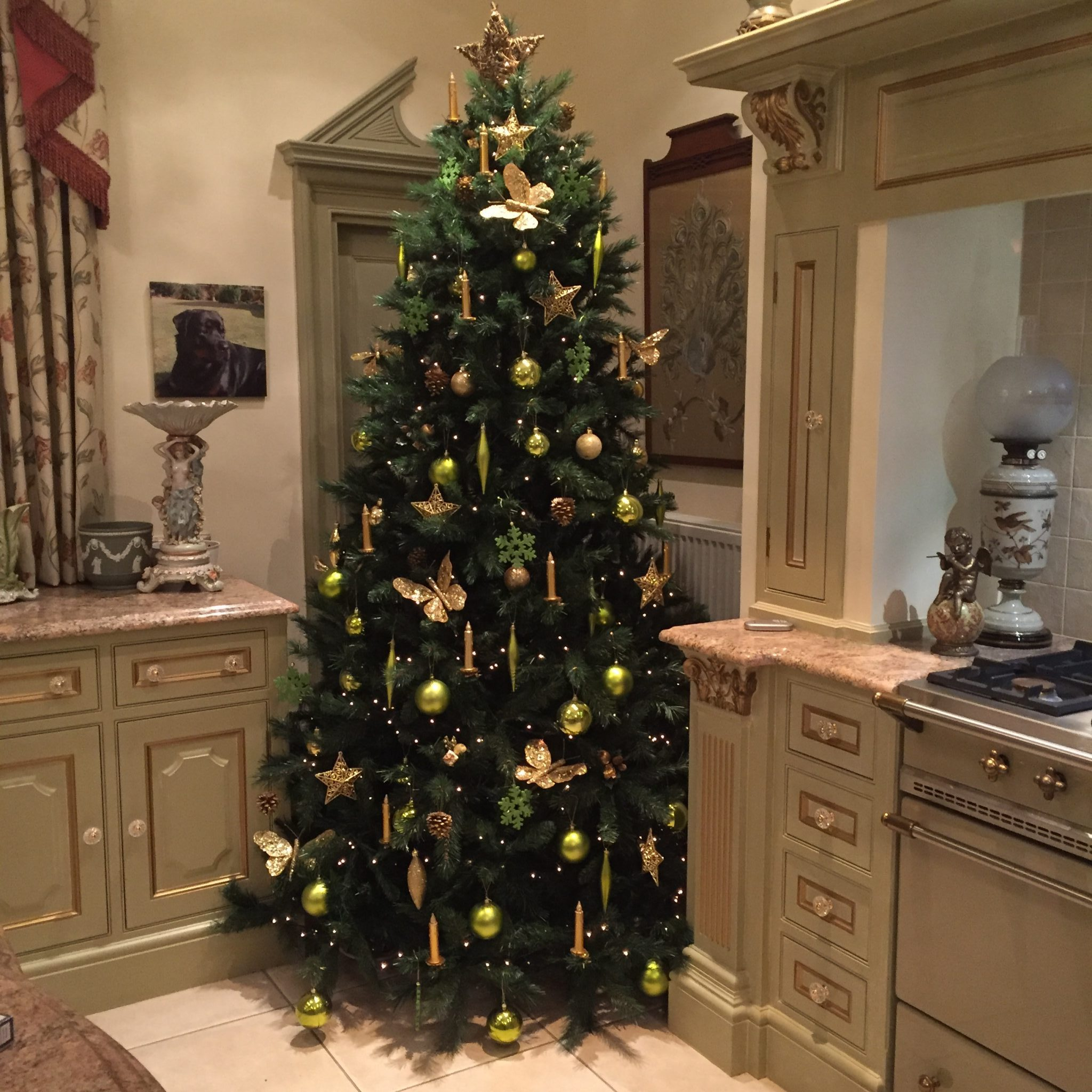 Christmas in Rye at Saltcote Place