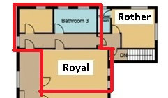 Royal Military Floor Plan