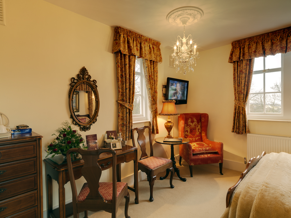 Rother Valley Bedroom Saltcote Place Rye Bed and Breakfast