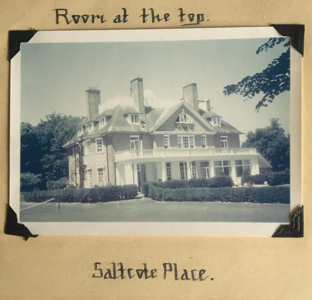 History of Saltcote Place